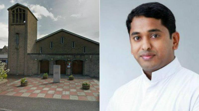 Indian priest found dead in Edinburgh