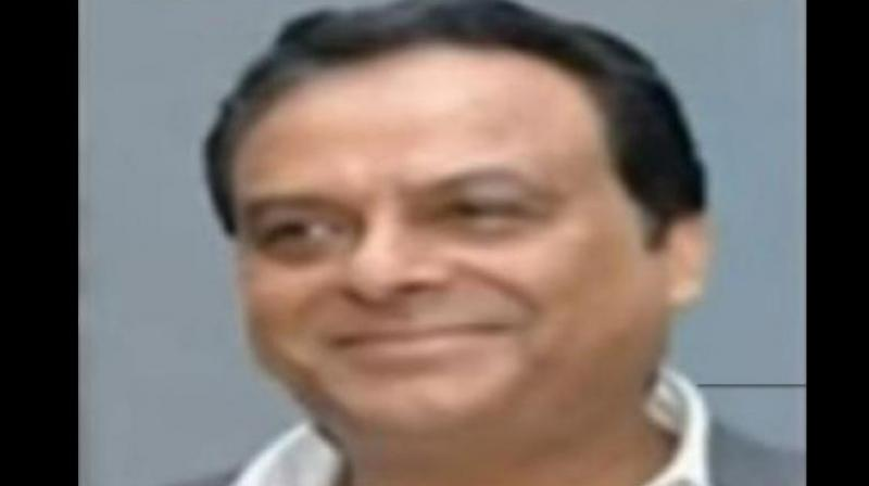 Meat exporter Moin Qureshi held for laundering