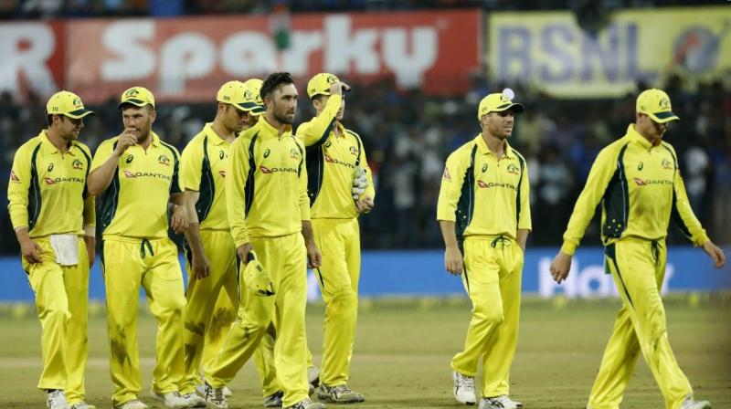 Ten members of Australia's 14-man squad for the T20I series played in this year's IPL, including captain Smith (Rising Pune Supergiant) and David Warner (Sunrisers Hyderabad).(Photo: BCCI)