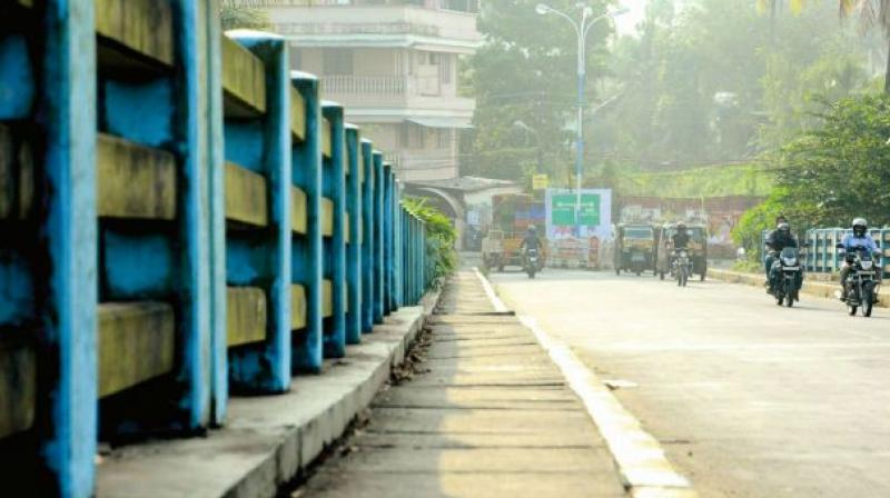 The Global Entrepreneurs Summit, which will be held in the city from November 28, has come as a blessing in disguise for residents of Shamshabad-HICC-Falaknuma road which is getting a facelift. (Representational image)