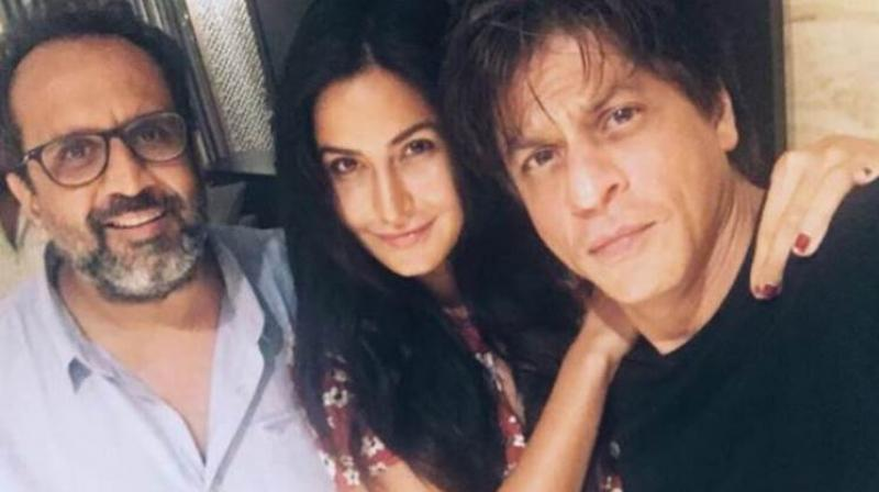 Shah Rukh Khan And Katrina Kaif Reunite For Aanand L Rai's Next