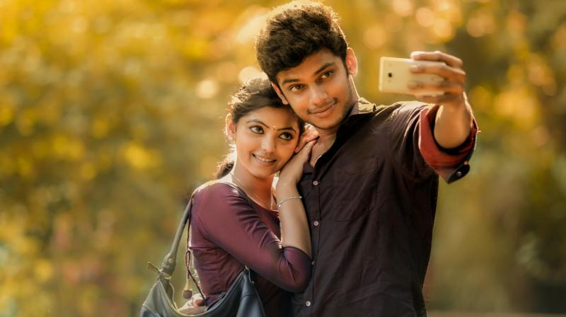 kadhal kan kattudhe movie review cool and breezy film worth a watch