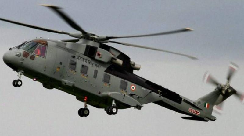 IAF chopper on flood relief mission goes missing in Arunachal Pradesh