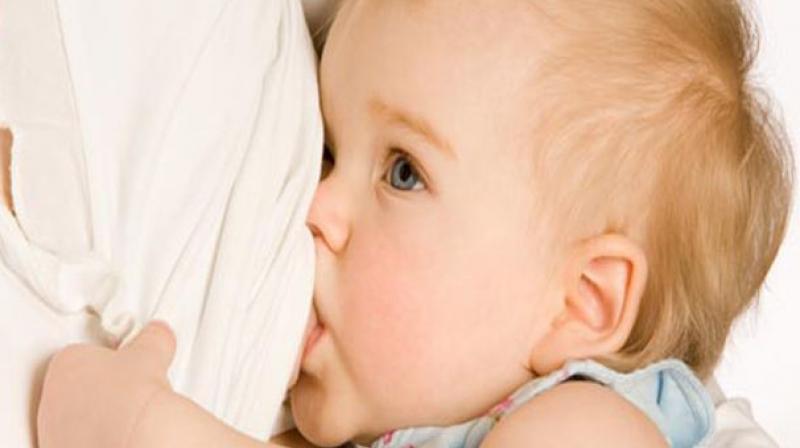 Breast feeding untill eight