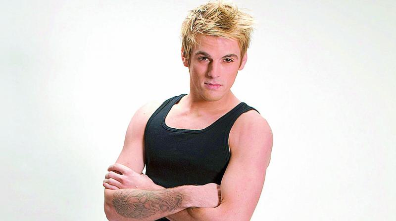 Getting Help! Troubled Aaron Carter Back In Rehab""