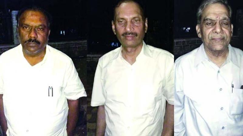 Telangana govt orders CID probe into Miyapur land scam