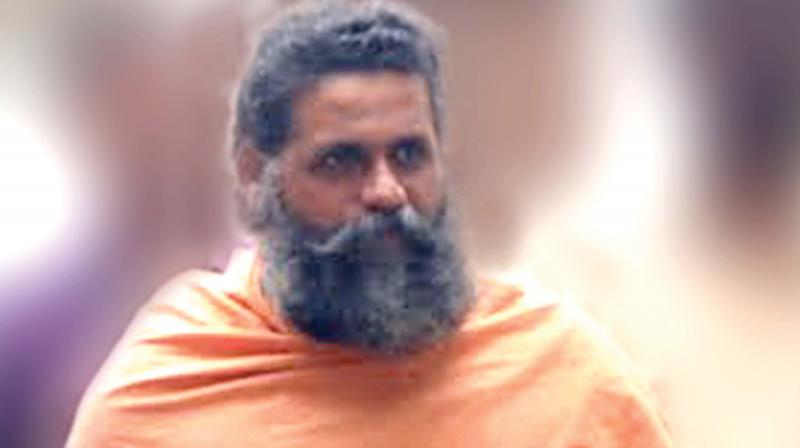 Kerala: 54-year-old swami bobbitised by girl
