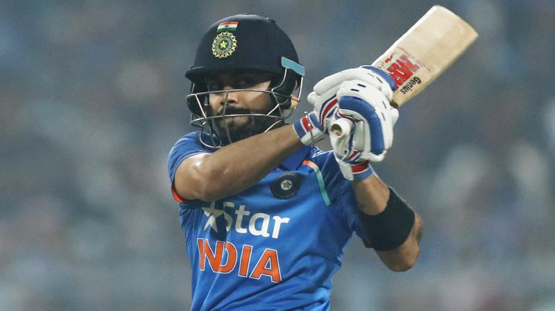 Kohli opened the innings in the first T20I against England along with KL Rahul