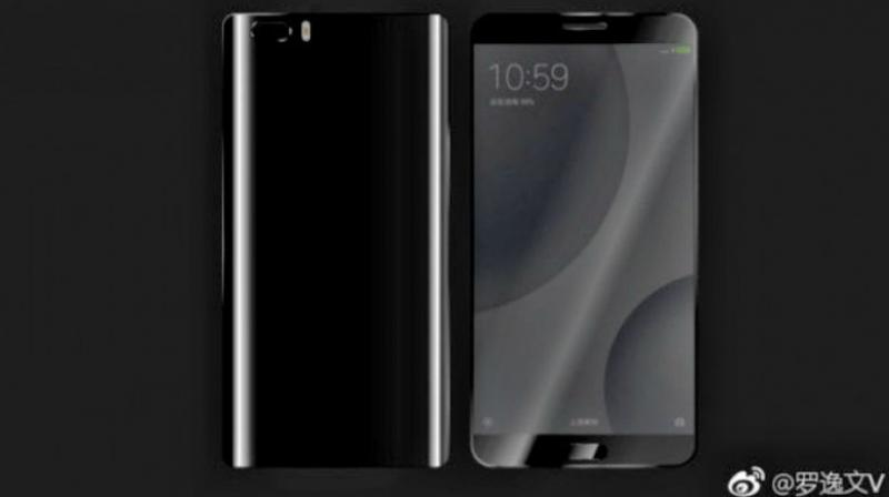 The Xiaomi Mi 6 is slated to be launched in three variants, and this could signify how the devices could look like. (Photo courtesy: PlayfuDroid)
