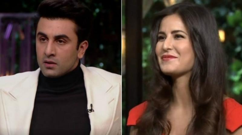 Ranbir Kapoor casually confessed he keeps tabs on ex-beau Katrina Kaif's moves on social media, through a fake account! Is he suffering from stalker syndrome?