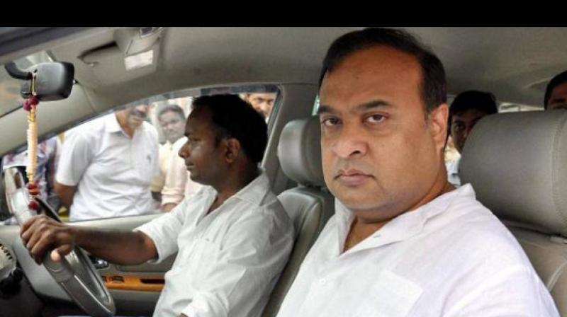 Assam minister Himanta Biswa Sarma (Photo: File)