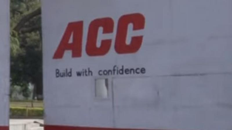 ACC, Ambuja Cements mull merger