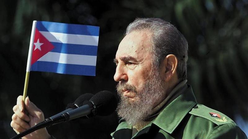 Image result for Cuba's revolutionary leader Fidel Castro dies