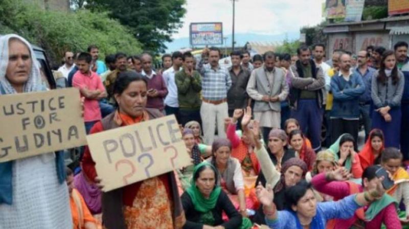 CBI to investigate Simla rape case