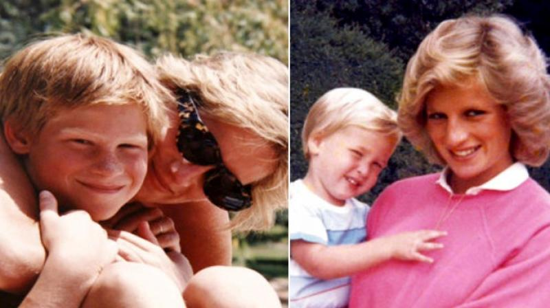 Princes William and Harry share personal memories of life with Princess Diana