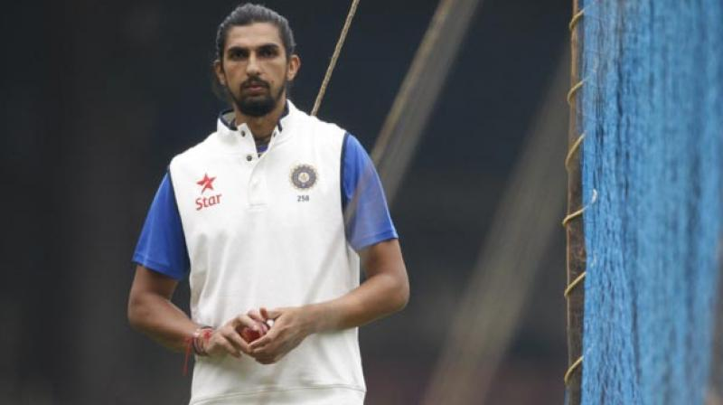 Ranji Trophy: Ishant released from Indian Test team