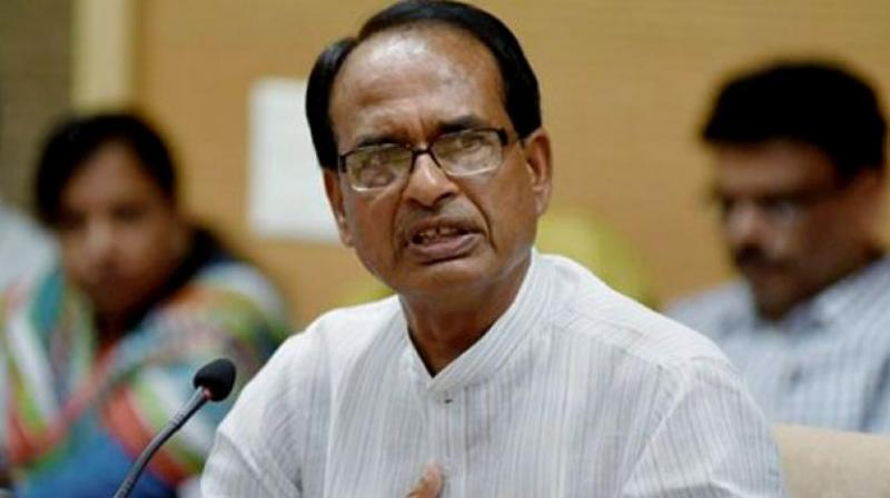 Tent collapses during Shivraj Chouhan's event, 20 injured