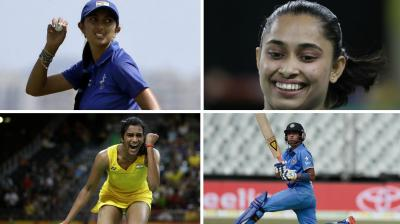 While PV Sindhu, Sakshi Malik, Deepa Malik clinched medals at the Rio Games, the rise of young Indian golfer Aditi Ashok and gymnast Dipa Karmakar were the highlights of the year 2016. (Photo: AP / BCCI)