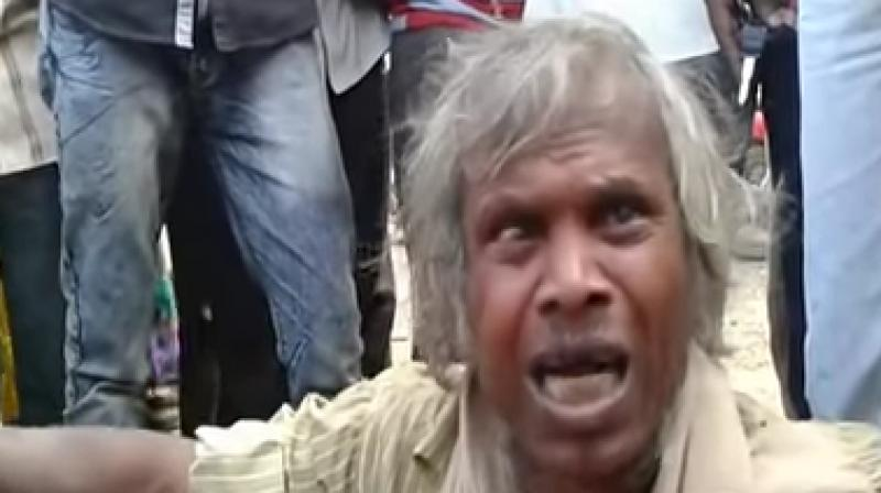 Denied ambulance, Telangana beggar walks 60 kms carrying wife's body