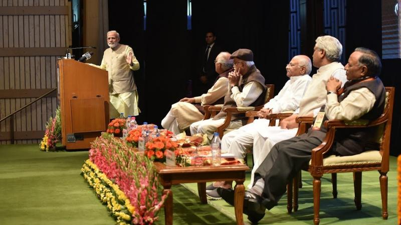 Demonetisation to change fate of youth, end exploitation of middle class: Modi