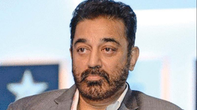 Kamal Haasan warns of flood threat in north Chennai
