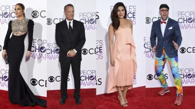 The People's Choice Awards had the best of Hollywood step out in the most elegant and most outrageous of outfits. While some got it right, some went horribly wrong. Let's have a look at the top 5 Best and Worst dressed celebrities from the do. (Photo: AP)