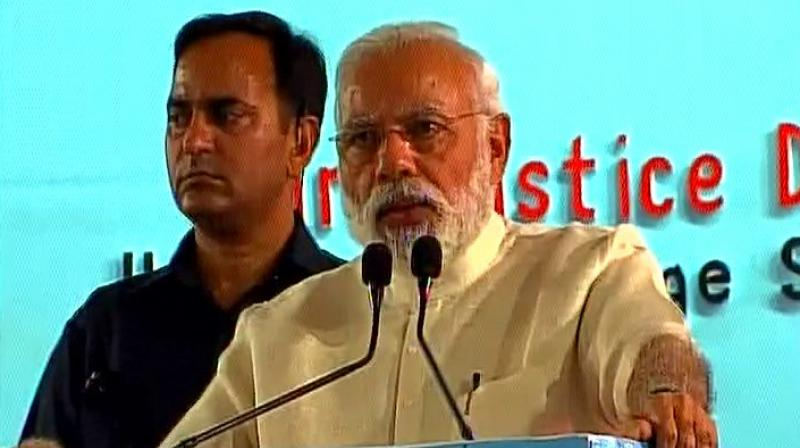 Law stands for everybody, for poor, for rich: PM
