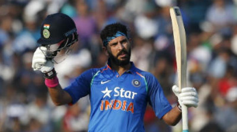 World Cup is on my mind, says Yuvraj Singh
