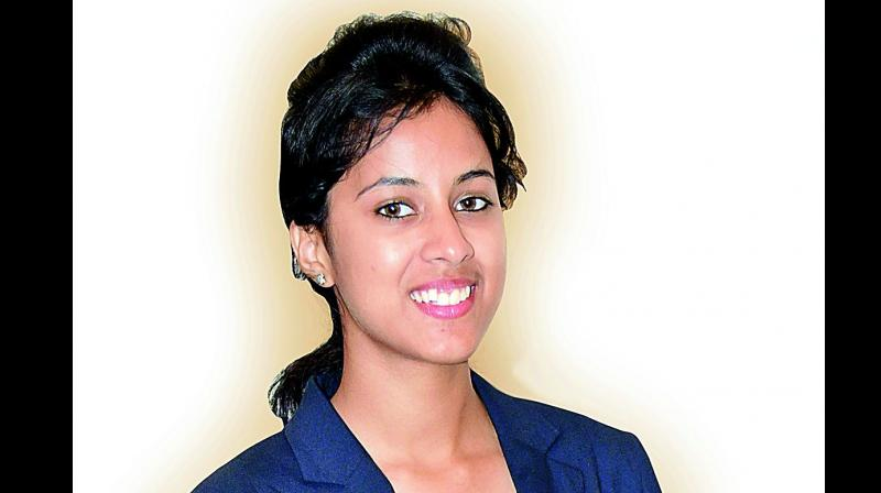 Hyderabad Girl represents India in World Skills 2017