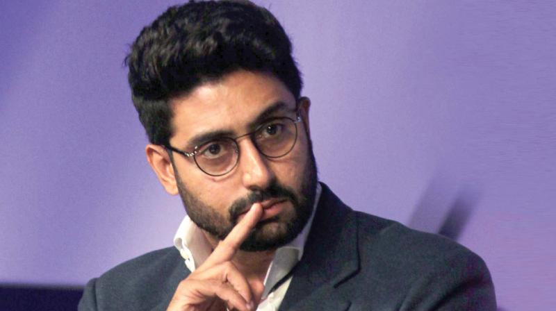 Abhishek Bachchan was last seen in multistarrer Houseful 3.