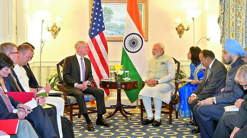Modi-Trump meet restores confidence in bilateral ties:Industry