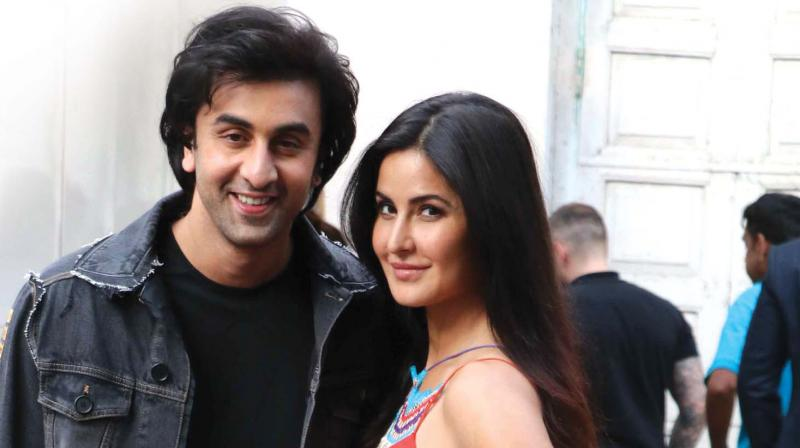 Katrina has a hilarious response to Ranbir's mansplaining during Jagga Jasoos interview