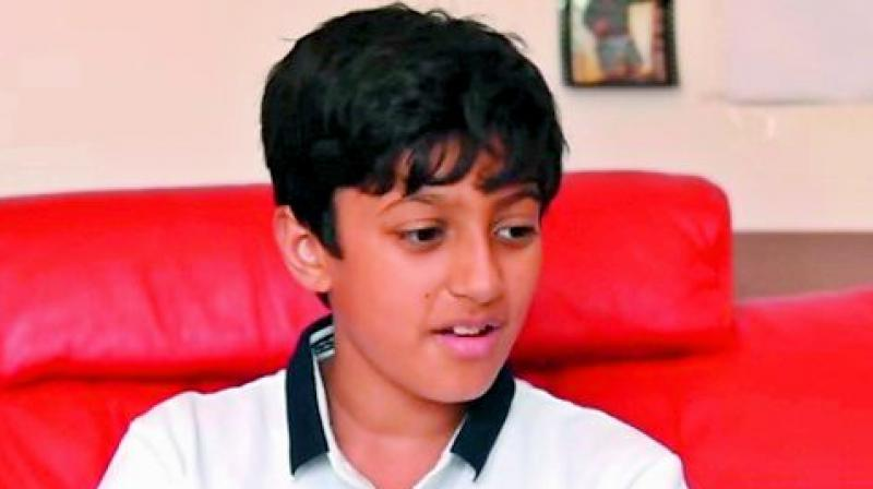 Indian boy Arnav Sharma beats Einstein, Stephen Hawking in IQ test