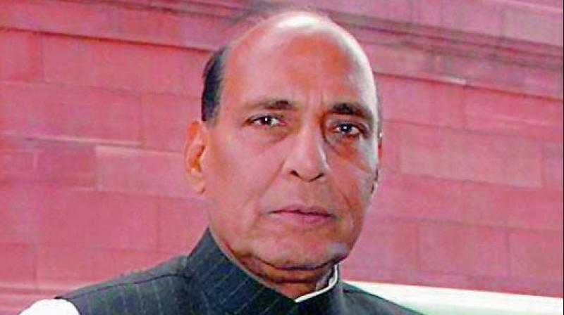 Rajnath Singh assures Sikkim CM all assistance from Central Government