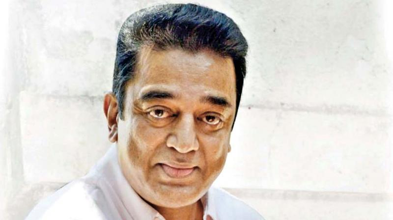 Will bend to no man or woman: Kamal Haasan