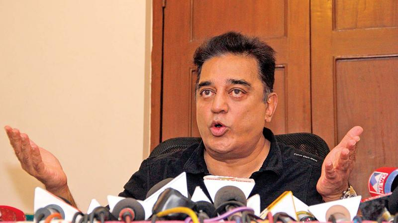 Before Rajinikanth, Kamal Haasan to join politics?