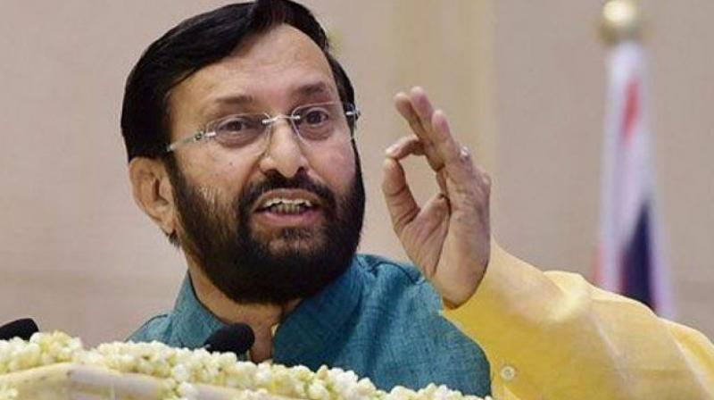 NEET question paper to be same for all languages, says Javadekar