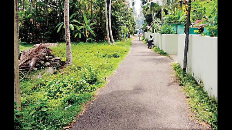 T.V. Puram, a scenic village in Kerala, has had its tranquility disturbed by political tensions