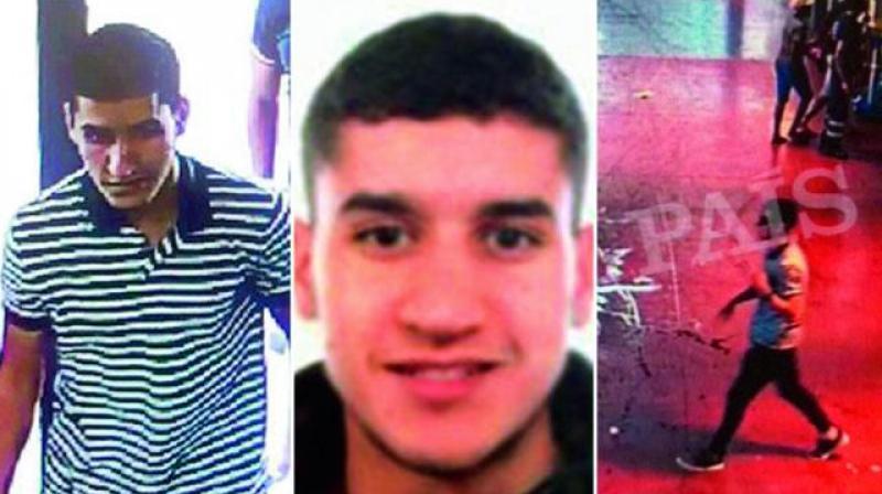 Barcelona terror suspect arrested