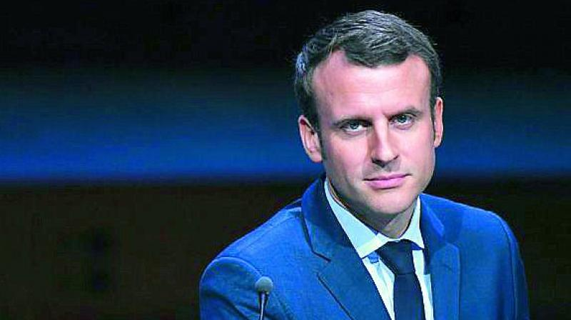 Emmanuel Macron Under Fire For Flamboyant Makeup Budget