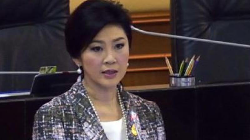 Thailand's former PM Yingluck has fled to Dubai, say senior party members