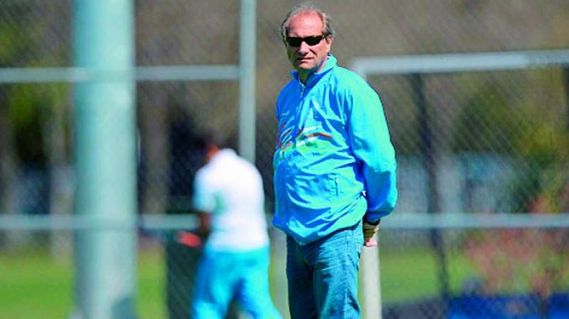 Departure of Oltmans a big loss for India: Viren Rasquinha