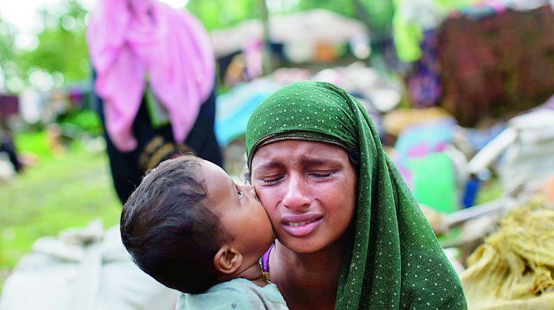SC to hear plea against deportation of Rohingyas