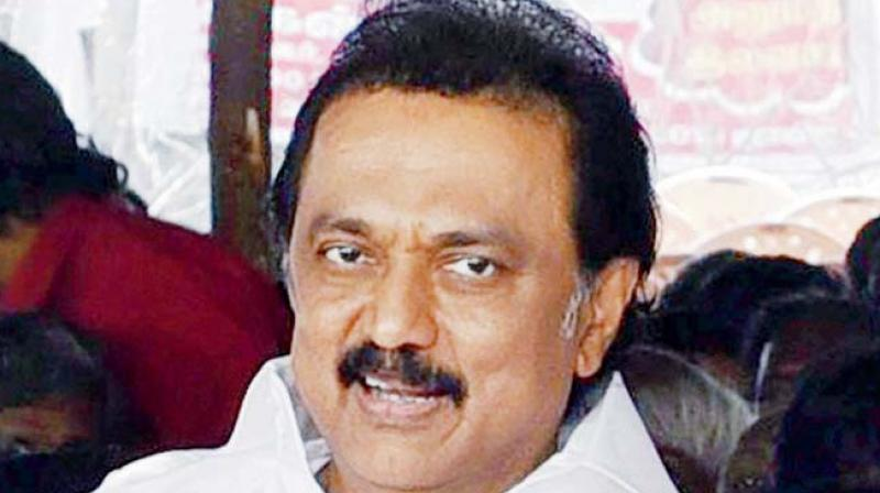DMK-led Opposition meets TN Governor, seeks floor test