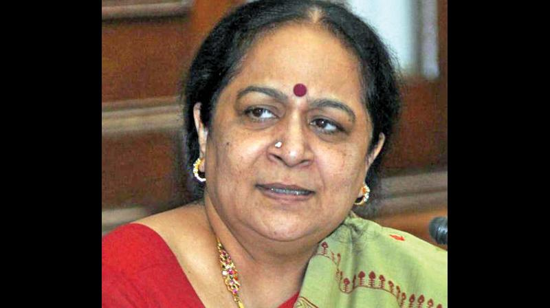 CBI books former UPA minister Jayanthi Natarajan for corruption