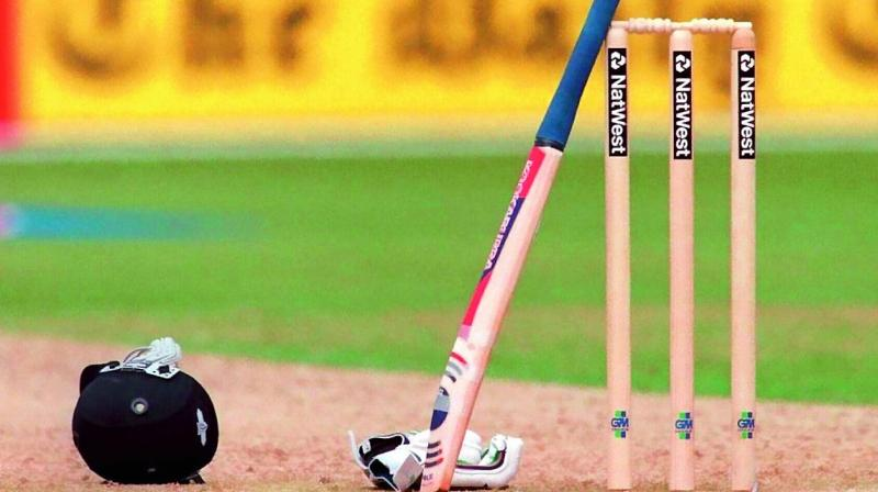Players should report at the Gymkhana Grounds in Secunderabad at 2 pm on Saturday, according to a press release issued on Friday by Hyderabad Cricket Association secretary T. Sheshnarayan.(Representational Image)