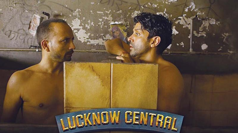 Lucknow Central, Simran 2nd Day Collection Report