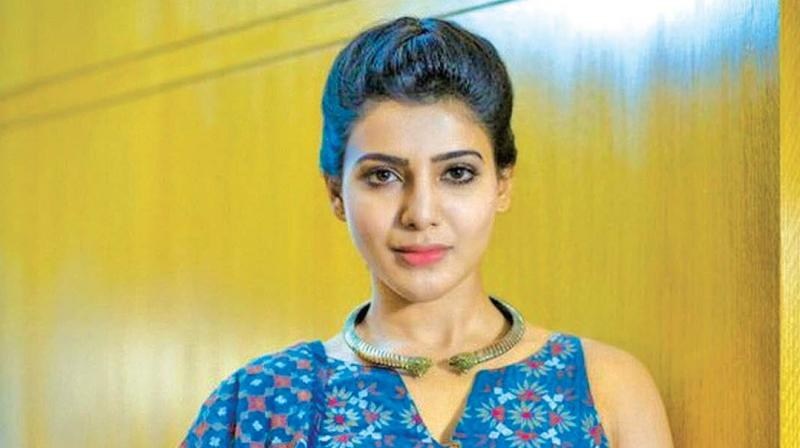 It is now said that Samantha is making her way into Bollywood in a film.