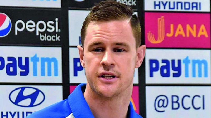 Injured Smith out of T20Is against India