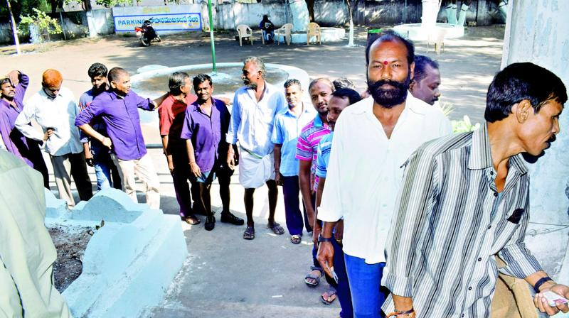 TRS affiliated TBGKS triumphs in Singareni polls
